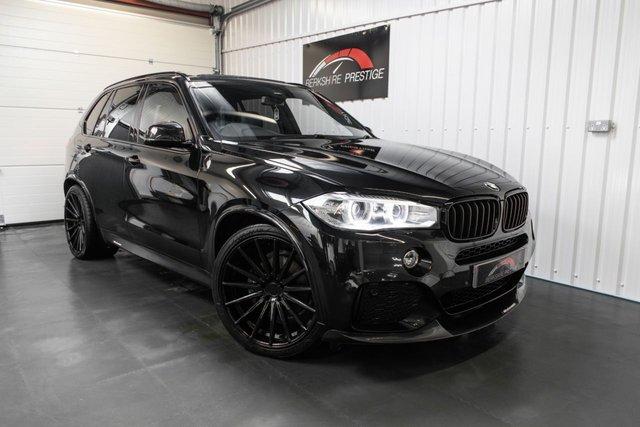 2014 14 BMW X5 3.0 XDRIVE40D M SPORT 5d 309 BHP