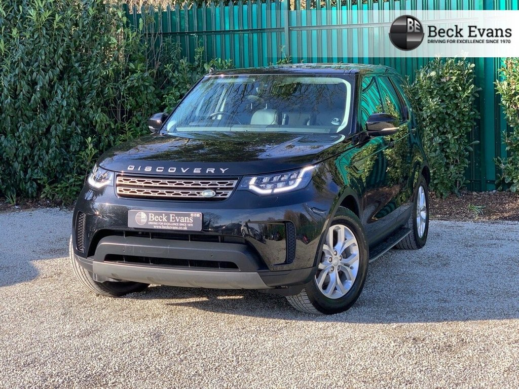 USED 2018 18 LAND ROVER DISCOVERY 5 3.0 SDV6 COMMERCIAL SE 302 BHP 5 SEATER