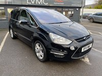 USED 2011 11 FORD S-MAX 1.6 TITANIUM TDCI S/S 5d 115 BHP ONE FORMER KEEPER FROM NEW