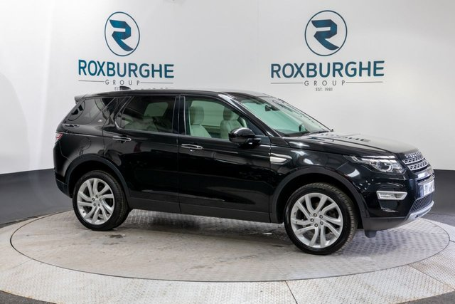 USED 2018 18 LAND ROVER DISCOVERY SPORT 2.0 TD4 HSE LUXURY 5d 180 BHP