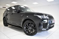 USED 2018 18 LAND ROVER RANGE ROVER SPORT 3.0 SDV6 HSE DYNAMIC