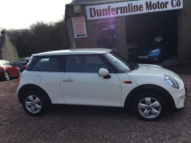 USED 2017 67 MINI HATCH COOPER 1.5 COOPER D 3d 114 BHP ++FANTASTIC PRICE MINI DIESEL++