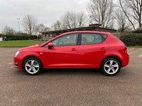 USED 2017 17 SEAT IBIZA 1.2 TSI FR TECHNOLOGY 5d 109 BHP