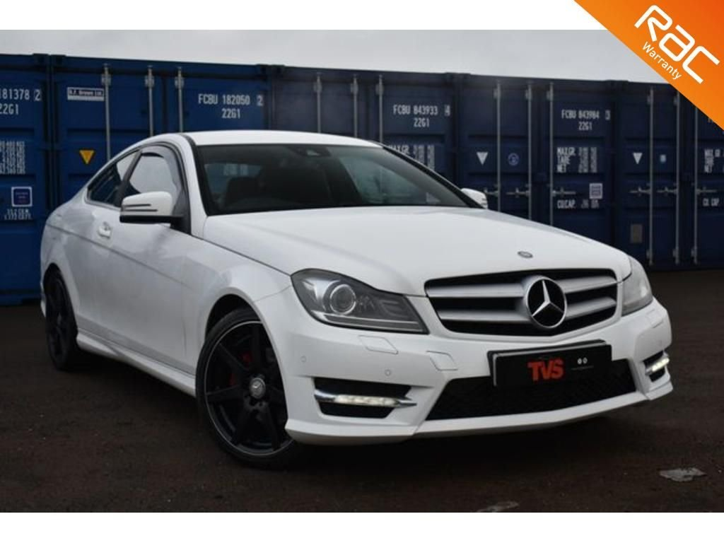 USED 2013 C MERCEDES-BENZ C-CLASS 2.1 C250 CDI BLUEEFFICIENCY AMG SPORT PLUS 2d 202 BHP