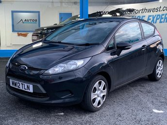 2012 FORD FIESTA 1.25 Style 3dr £2795.00
