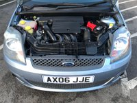 USED 2006 06 FORD FIESTA 1.4 ZETEC CLIMATE 16V 5d 80 BHP DRIVES GREAT, DUE IN SOON
