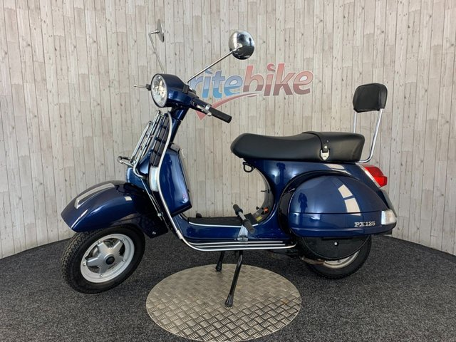 PIAGGIO VESPA PX at Rite Bike