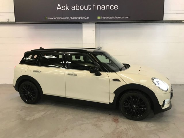 USED 2017 17 MINI CLUBMAN 1.5 COOPER 5d 134 BHP