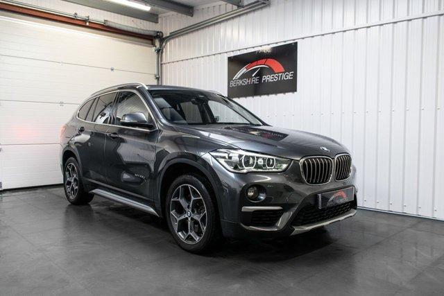 2016 66 BMW X1 2.0 XDRIVE25D XLINE 5d 228 BHP