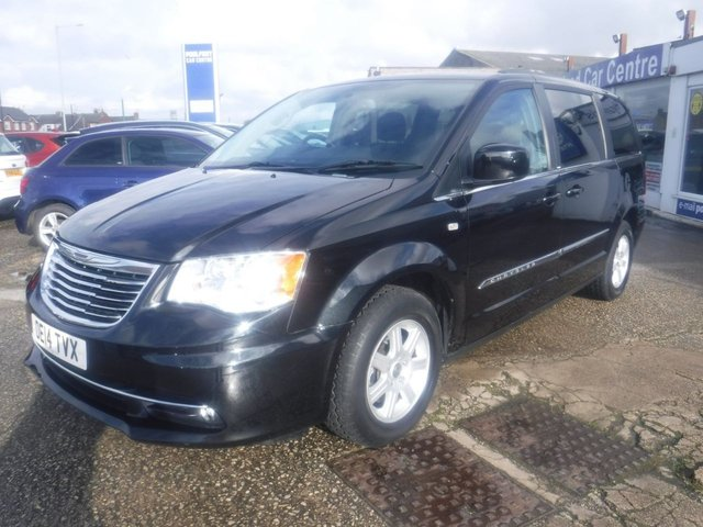 USED 2014 14 CHRYSLER GRAND VOYAGER 2.8 CRD SR 5d 178 BHP *7 SEATS STOW'N GO*AUTOMATIC DIESEL*ONLY 35000 MILES*BLUETOOTH*ELECTRIC DRIVERS SEAT*