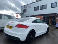 USED 2009 59 AUDI TT 2.0 TFSI S LINE SPECIAL EDITION 2d 200 BHP