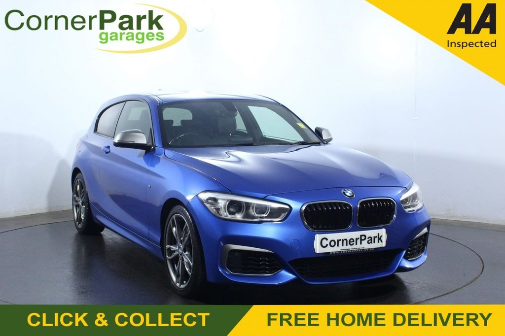 USED 2017 17 BMW 1 SERIES 3.0 M140I 3d AUTO 335 BHP HATCHBACK