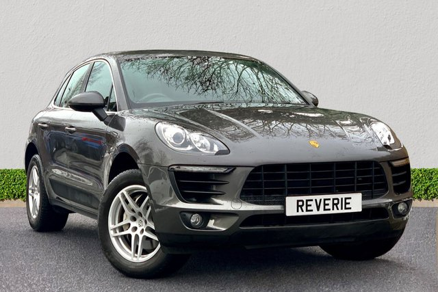 View our PORSCHE MACAN