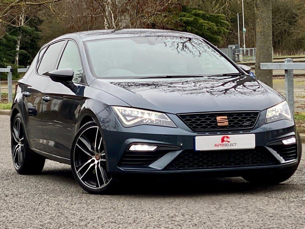 USED 2020 69 SEAT LEON 2.0 TSI CUPRA DSG 5d 286 BHP 1 OWNER + FSSH + ONLY 5K + HUGE SPEC + STUNNING CAR