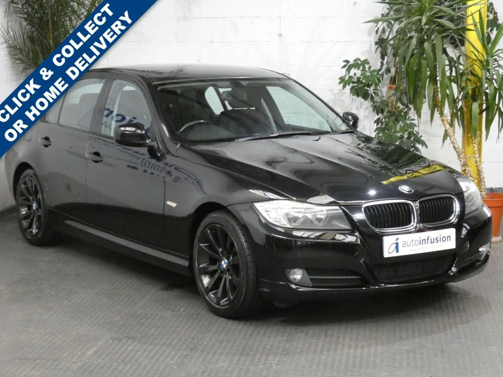 USED 2009 BMW 3 SERIES 318d SE 4dr 2 OWNERS SERVICE HISTORY