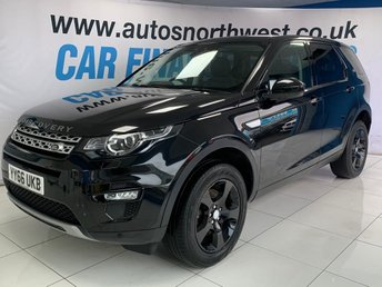 2017 LAND ROVER DISCOVERY SPORT 2.0 TD4 HSE 5d 150 BHP £18500.00