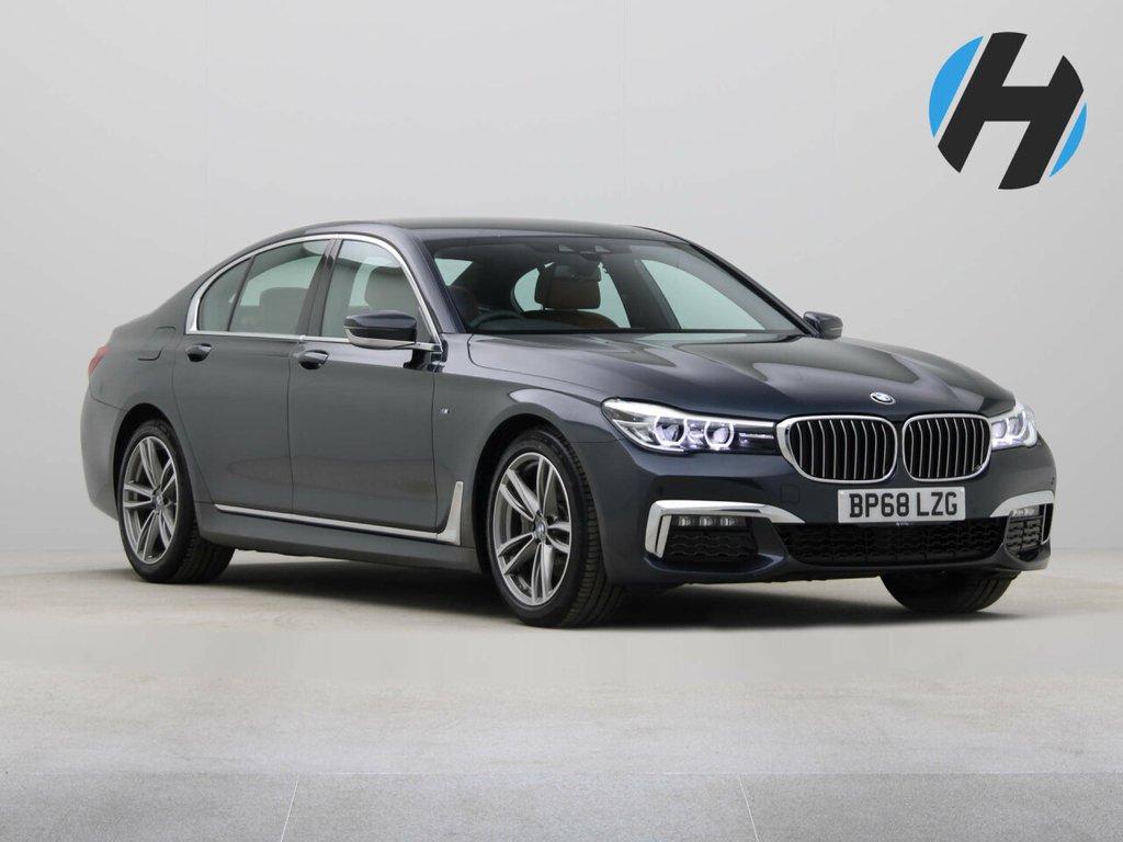 USED 2018 68 BMW 7 SERIES 3.0 740D XDRIVE M SPORT