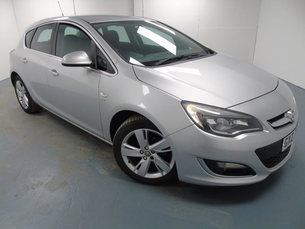 USED 2013 VAUXHALL ASTRA 1.6 SRI 5d 113 BHP £96 a month, T&C's apply.