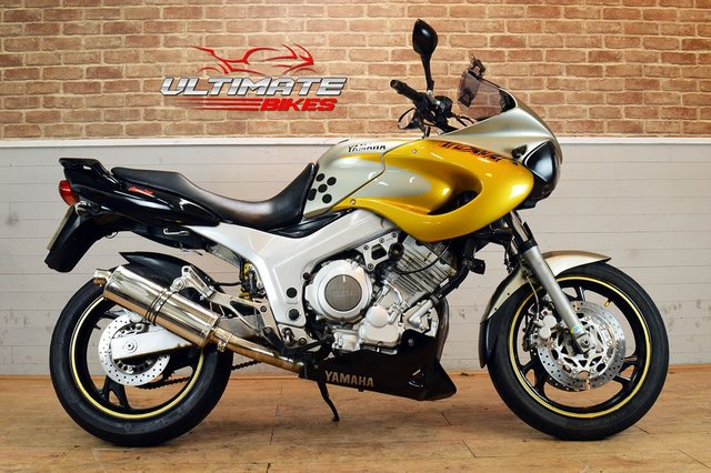 USED 1999 T YAMAHA TDM 850  - FREE DELIVERY AVAILABLE