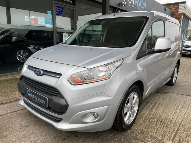 2016 16 FORD TRANSIT CONNECT 1.6 200 LIMITED P/V 114 BHP