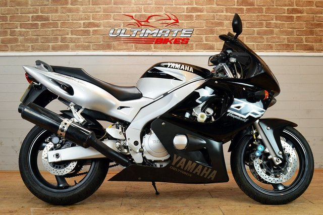 USED 2000 W YAMAHA YZF 600 R THUNDER CAT  - FREE DELIVERY AVAILABLE