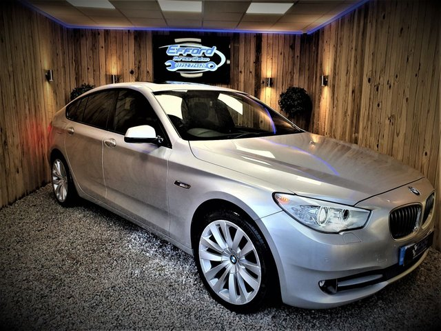 2011 60 BMW 5 SERIES 3.0 530D SE GRAN TURISMO 5d 242 BHP