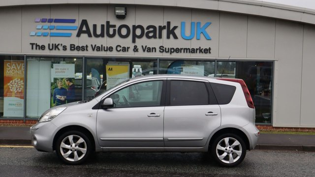 USED 2009 59 NISSAN NOTE 1.4 N-TEC 5d 87 BHP . LOW DEPOSIT NO CREDIT CHECKS SHORTFALL SHORT TERM FINANCE AVAILABLE ON THIS VEHICLE (AT THE MOMENT ONLY AVAILABLE TO CUSTOMERS WITH A NORTH EAST POSTCODE (ASK FOR DETAILS) . COMES USABILITY INSPECTED WITH 30 DAYS USABILITY WARRANTY + LOW COST 12 MONTHS USABILITY WARRANTY AVAILABLE FOR ONLY £199 (VANS AND 4X4 £299) DETAILS ON REQUEST. MAKING MOTORING MORE AFFORDABLE. . . BUY WITH CONFIDENCE . OVER 1000 GENUINE GREAT REVIEWS OVER ALL PLATFORMS FROM GOOD HONEST CUSTOMERS YOU CAN TRUST .