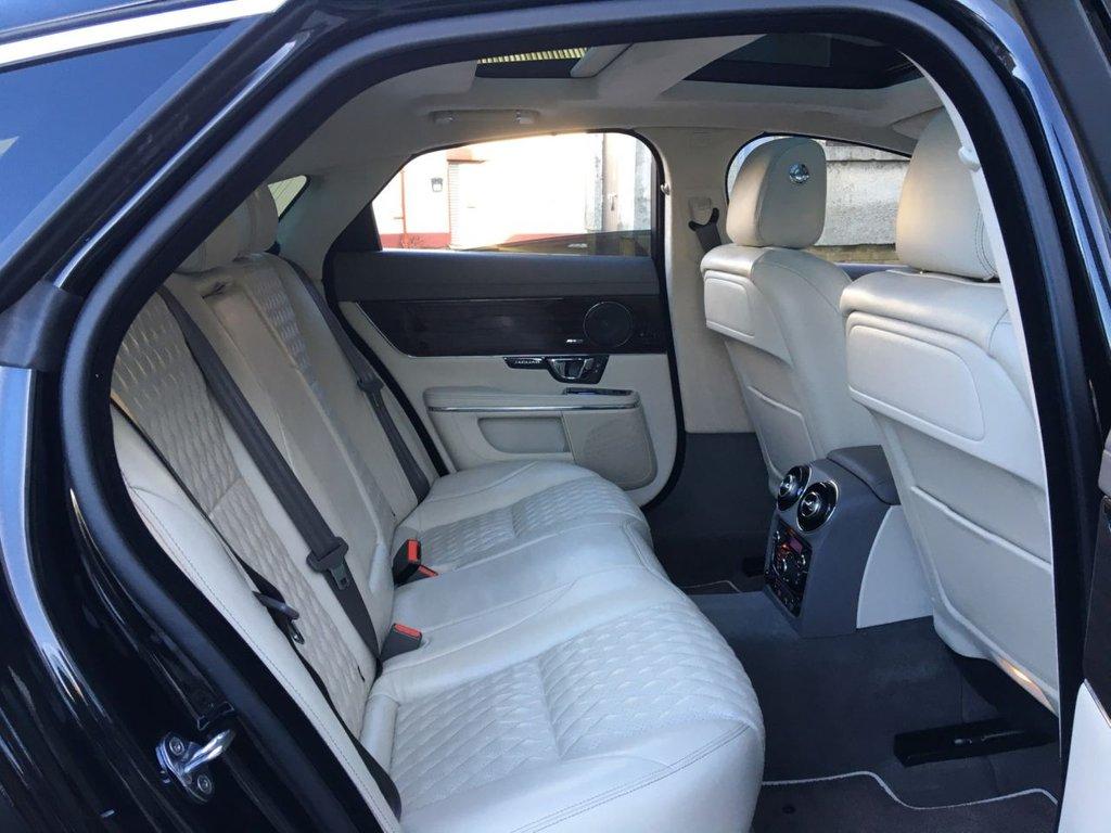 USED 2016 16 JAGUAR XJ 3.0 D V6 PORTFOLIO 4d 296 BHP