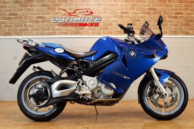 USED 2006 56 BMW F800ST  - FREE DELIVERY AVAILABLE