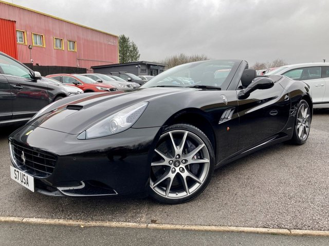 View our FERRARI CALIFORNIA