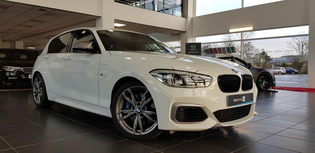 USED 2016 66 BMW 1 SERIES 3.0 M140I 5d 335 BHP
