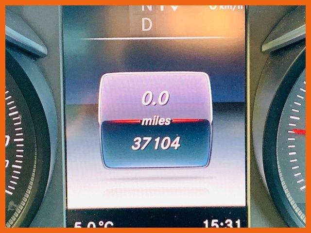 USED 2016 16 MERCEDES-BENZ C-CLASS 1.6 C200 D SPORT PREMIUM 4d 136 BHP FULL MERCEDES SERVICE HISTORY - PANORAMIC GLASS SUNROOF - 12 MONTH MOT - SATELLITE NAVIGATION - PARKING SENSORS - REVERSE CAMERA - DAB DIGITAL RADIO - 2 KEYS