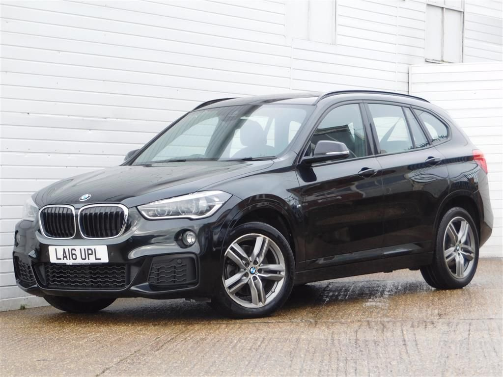 USED 2016 16 BMW X1 2.0 XDRIVE20D M SPORT 5d 188 BHP Buy Online Moneyback Guarantee