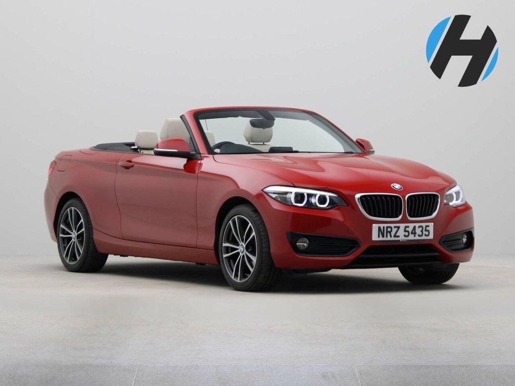 USED 2018 67 BMW 2 SERIES 2.0 220I SPORT