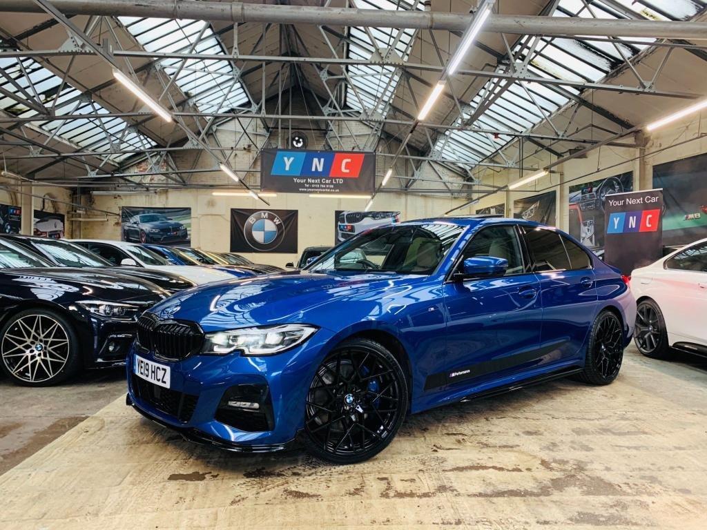 USED 2019 19 BMW 3 SERIES 2.0 320d M Sport Auto xDrive (s/s) 4dr TECH PLUS PREMIUM PACKS! 20S M
