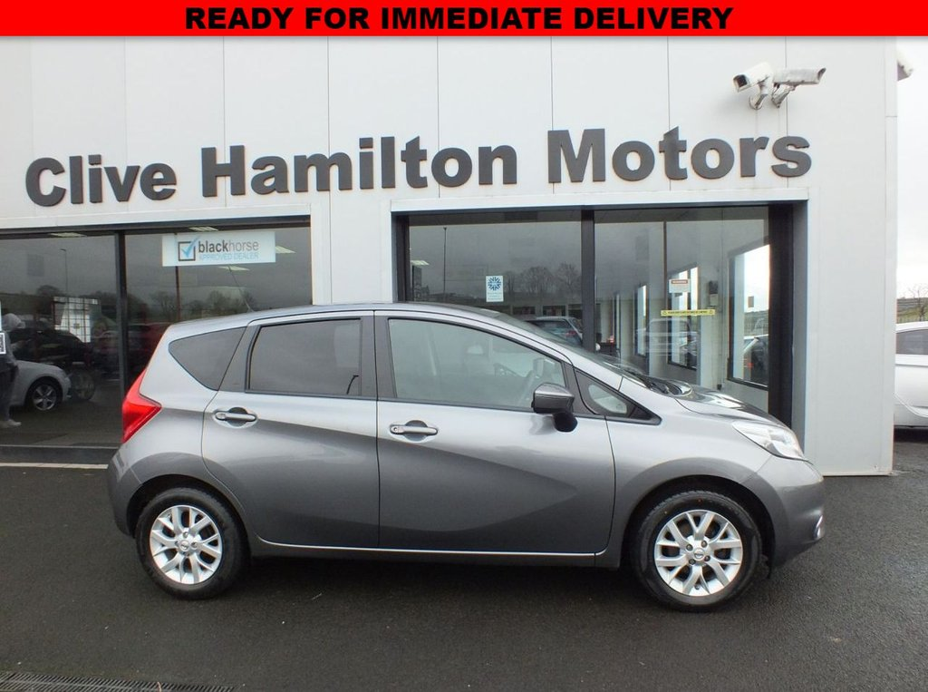 USED 2016 66 NISSAN NOTE 1.2 ACENTA 5d 80 BHP