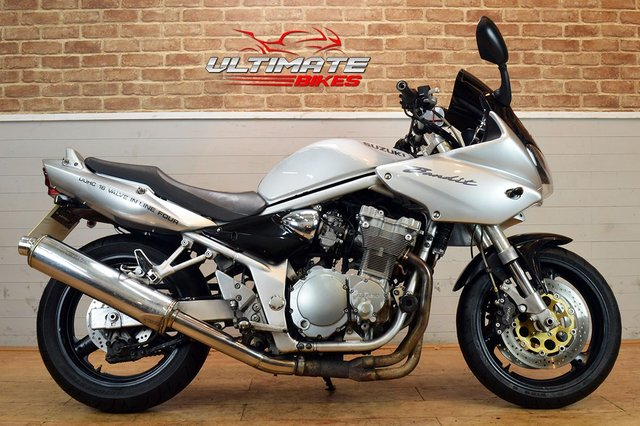 USED 2003 03 SUZUKI GSF 600 SK3  BANDIT - FREE DELIVERY AVAILABLE