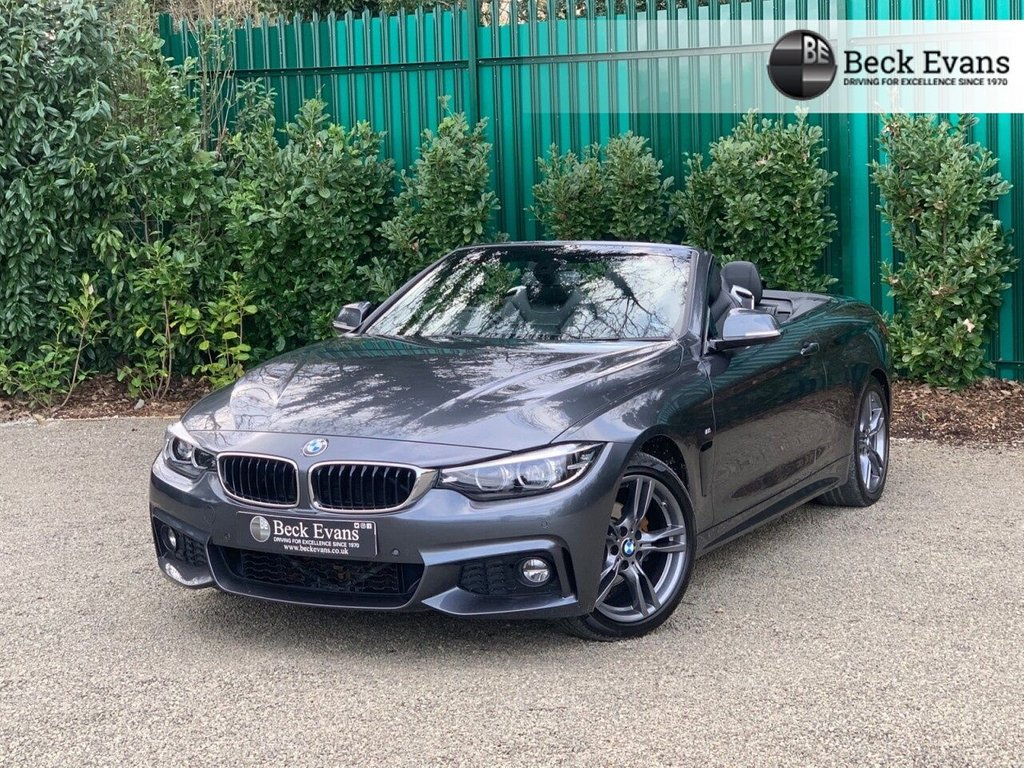 USED 2018 68 BMW 4 SERIES 2.0 420I M SPORT 2d 181 BHP
