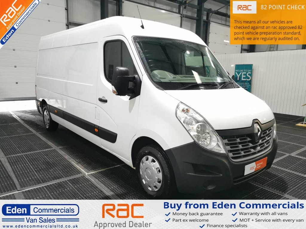 USED 2015 65 RENAULT MASTER 2.3 LM35 BUSINESS ENERGY * REAR CAMERA *