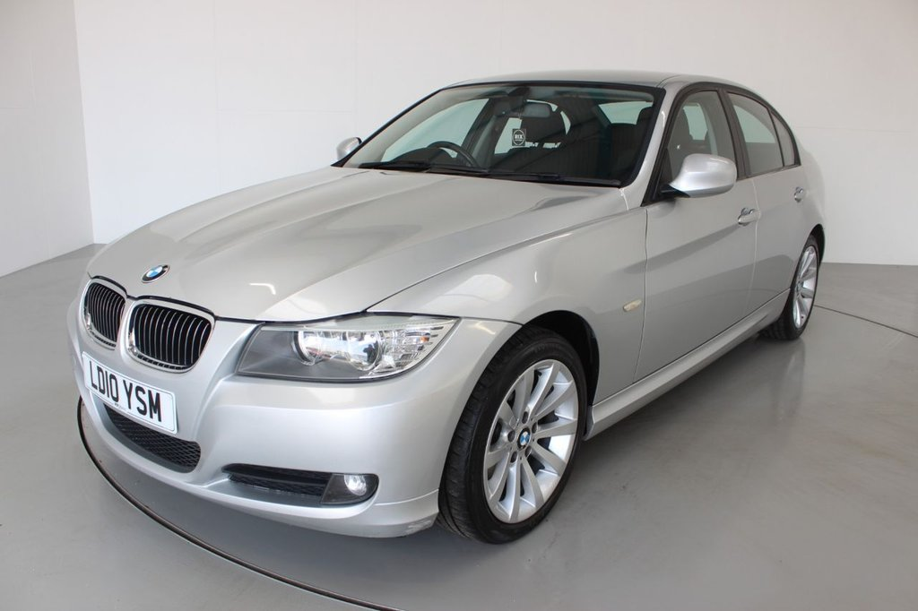 USED 2010 10 BMW 3 SERIES 2.0 320D SE 4d 181 BHP-2 FORMER KEEPERS-REAR PARKING SENSORS-CLIMATE CONTROL