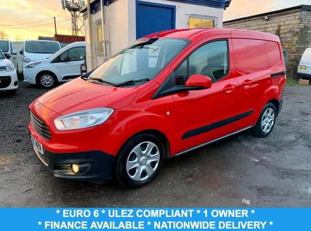USED 2017 67 FORD TRANSIT COURIER 1.5 TREND TDCI 94 BHP