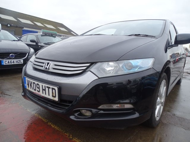 USED 2009 09 HONDA INSIGHT 1.3 IMA ES 5d 100 BHP HYBRID £10 ROAD TAX - 1 YEAR MOT