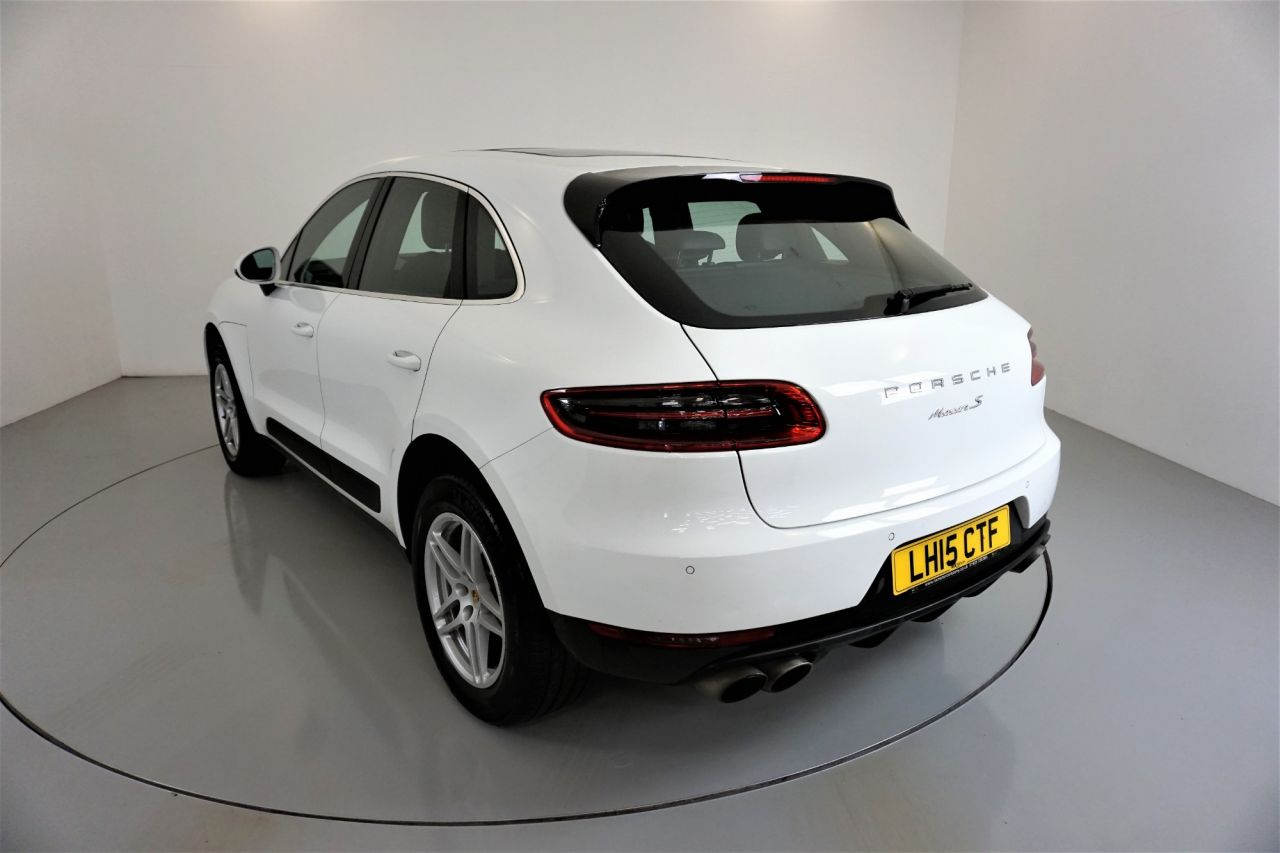 Used PORSCHE MACAN for sale
