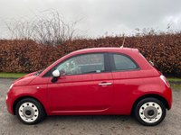 USED 2014 64 FIAT 500 1.2 COLOUR THERAPY 3d 69 BHP * 2 OWNERS FROM NEW * LOW MILEAGE CAR * 12 MOMTHS FREE AA MEMBERSHIP *