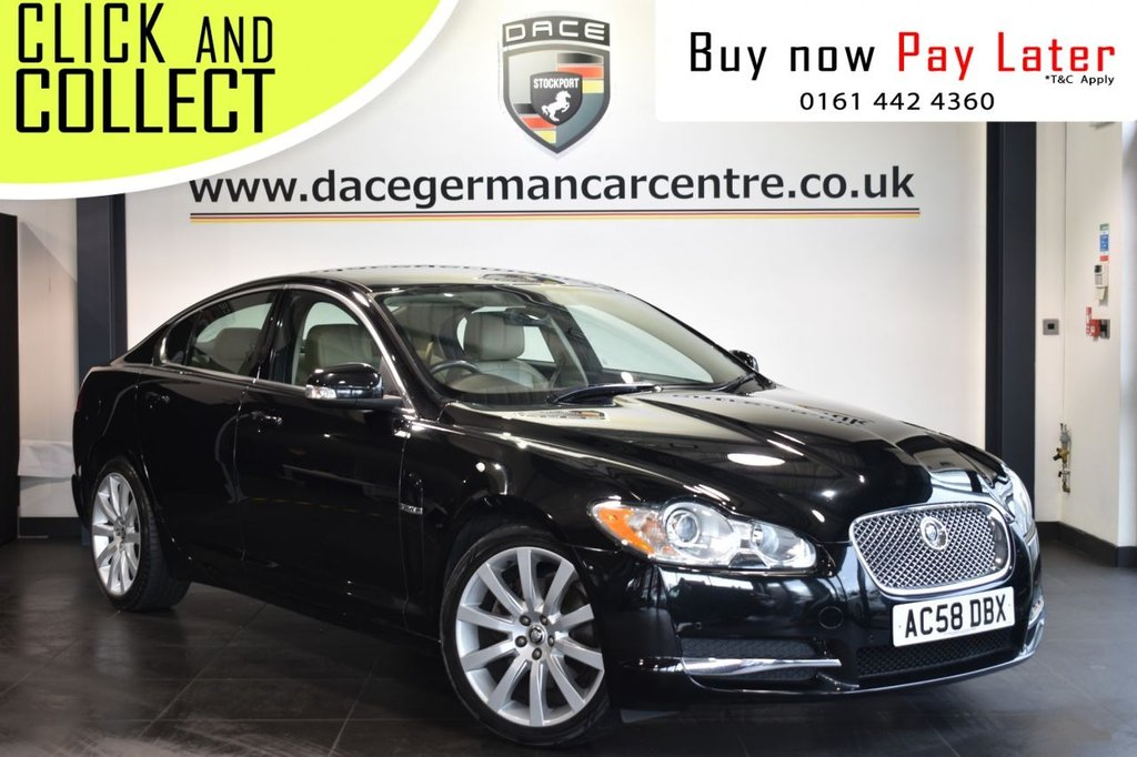 USED 2009 S JAGUAR XF 2.7 PREMIUM LUXURY V6 4DR 204 BHP