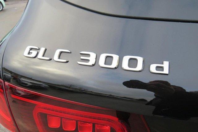 USED 2019 69 MERCEDES-BENZ GLC-CLASS 2.0 GLC 300 D 4MATIC AMG LINE PREMIUM 5d 242 BHP