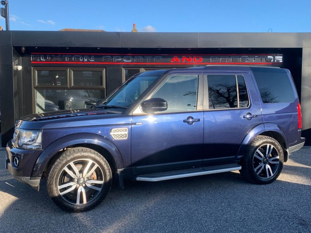 USED 2015 15 LAND ROVER DISCOVERY 3.0 SD V6 HSE (s/s) 5dr FULL SERVICE HISTORY
