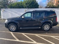 USED 2010 10 NISSAN PATHFINDER 2.5 TEKNA DCI 5d 188 BHP 7 SEATS, LEATHER, SAT NAV !!