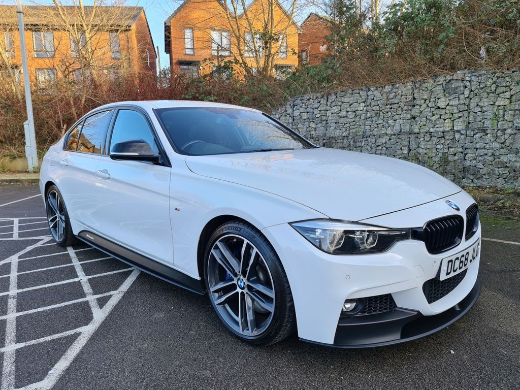 USED 2018 68 BMW 3 SERIES 3.0 335D XDRIVE M SPORT SHADOW EDITION 4d 308 BHP Free Next Day Nationwide Delivery