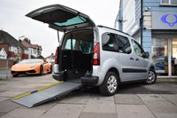 USED 2015 15 CITROEN BERLINGO MULTISPACE 1.6 HDI XTR 5d 91 BHP WHEELCHAIR ACCESSIBLE VEHICLE  FINANCE FROM £184 PER MONTH £0 DEPOSIT